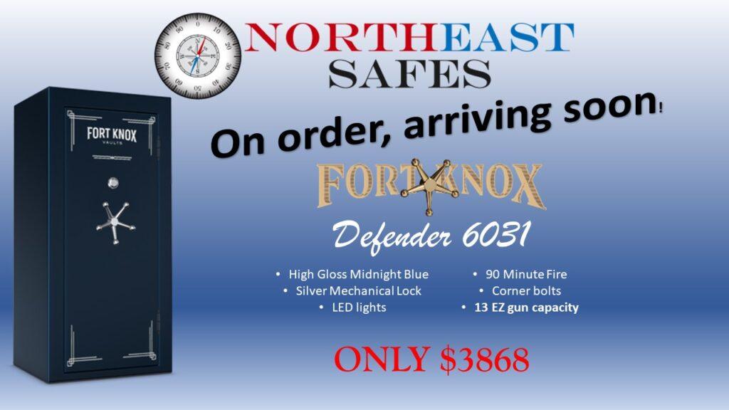 Defender 6031 Blue 11-16-20 order # 2699