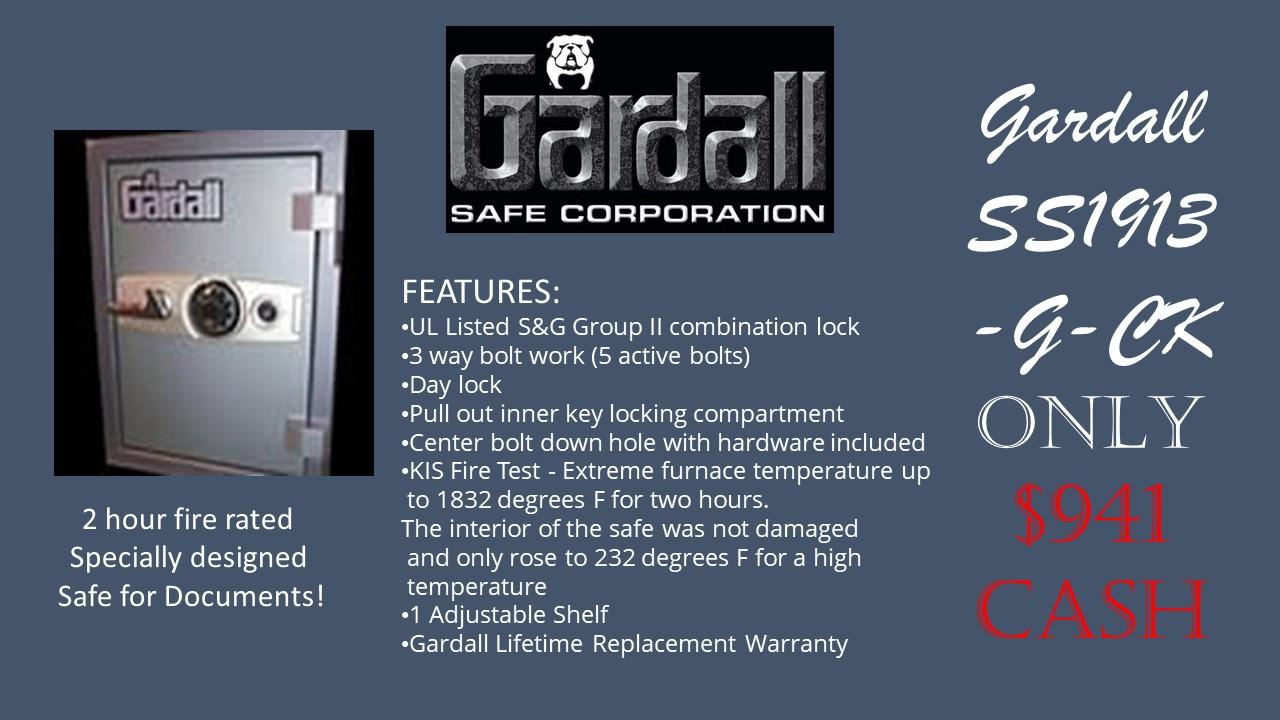 Gardall SS1913